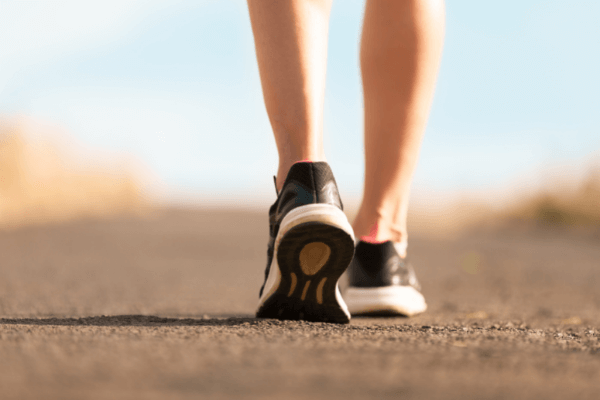 The power of walking