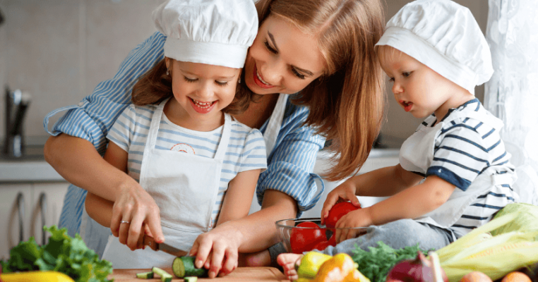 How to raise a healthy household