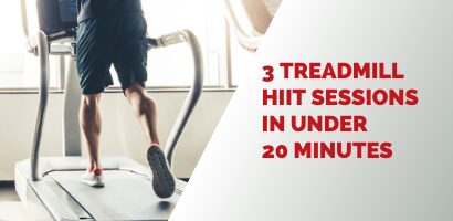 3 Fast Treadmill HIIt Workouts - Coach Joseph Webb