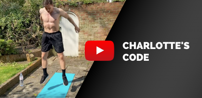 21 Minute HIT Workout | Charlottes Code - Coach Joseph Webb