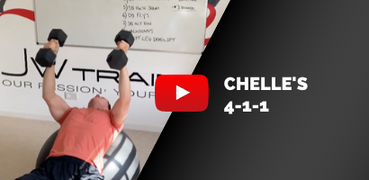 Chelles Dumbbell workout - Coach Joseph Webb