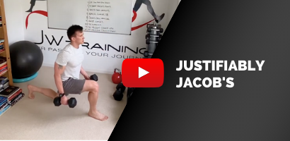 Justifiably Jacobs Full Body Workout - Coach Joseph Webb