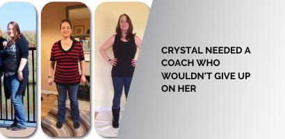 Crystal Harrison Testimonial -Coach Joseph Webb.