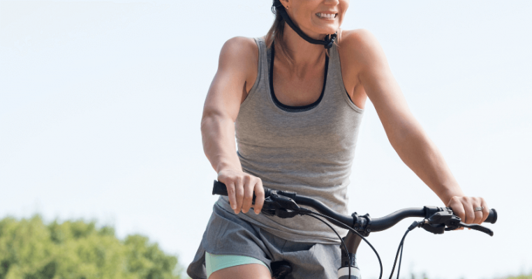 What kind of exercise is best for stress?