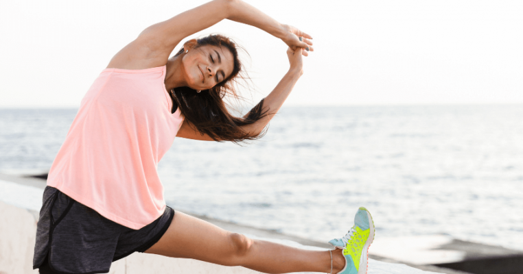 How exercise boosts energy
