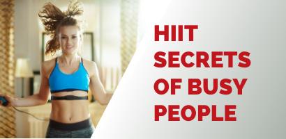 HIIT Secrets Of Busy People - Coach Joseph Webb