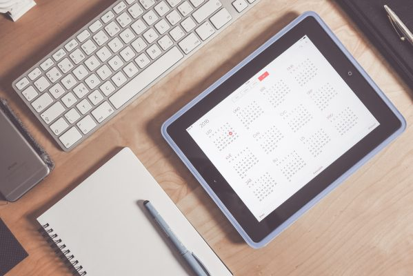 How to set up your calendar with Coach Joseph Webb.