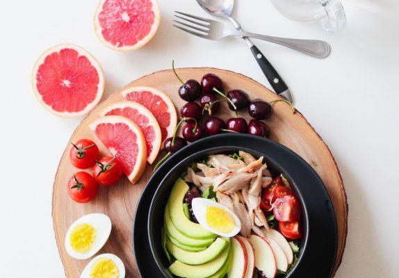 Healthy foods help build a better body says Coach Joseph Webb
