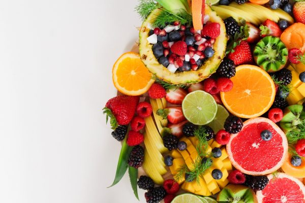 The foods you eat have a huge impact on the health of your immune system say's Coach Joseph Webb.