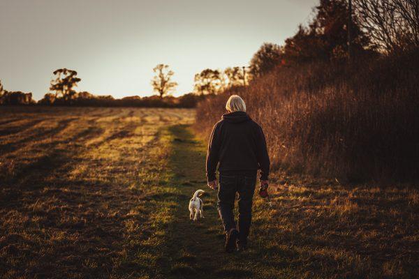 Walking has many health benefits- Coach Joseph Webb