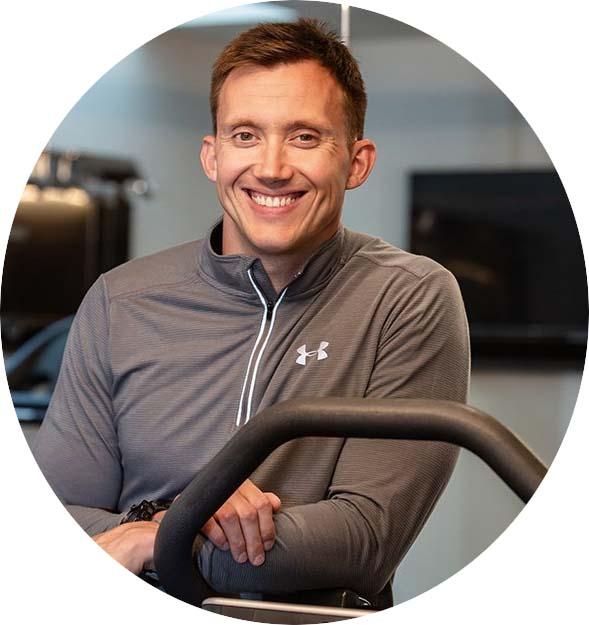 Personal Trainer Henley | Coach Joseph Webb