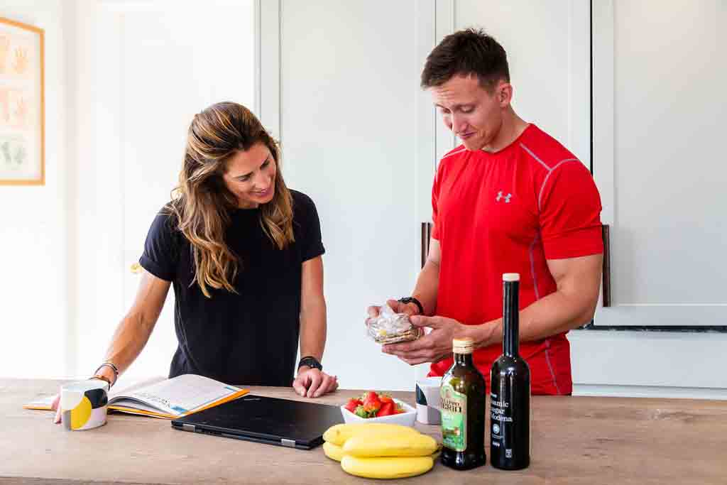 Learn how to cut the excuses and put your own health first. Coach Joseph Webb personal Trainer in Henley