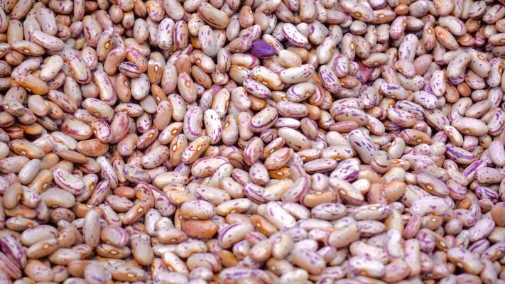 Beans are a really healthy natural food -Coach Joseph Webb.