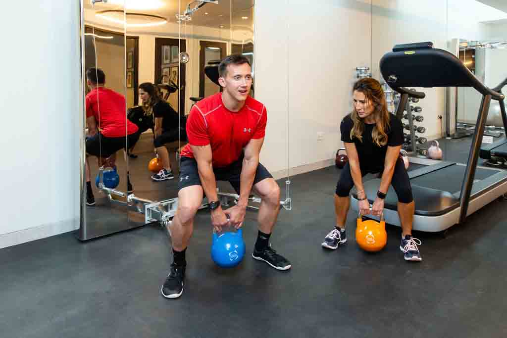 Home Personal Trainer Maidenhead | Coach Joseph Webb